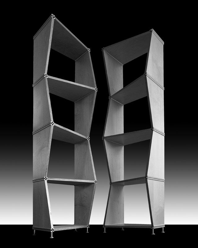 knelldesign regalsystem mit anbausatz buche eiche ahorn multiplex kunststoff aluprofil. Black Bedroom Furniture Sets. Home Design Ideas