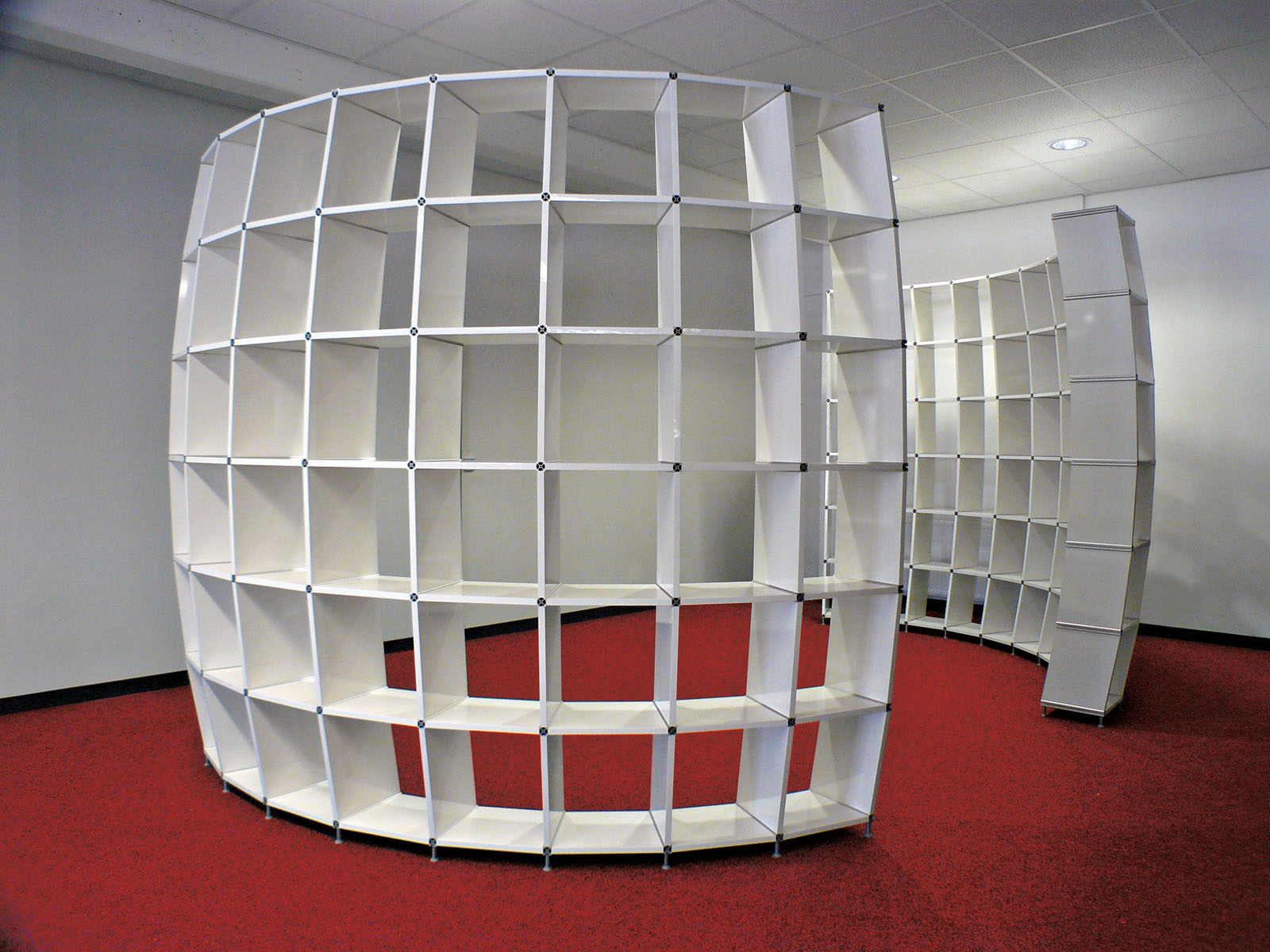 knelldesign   Regalsystem Beschreibung   Das innovative Möbel-System ...